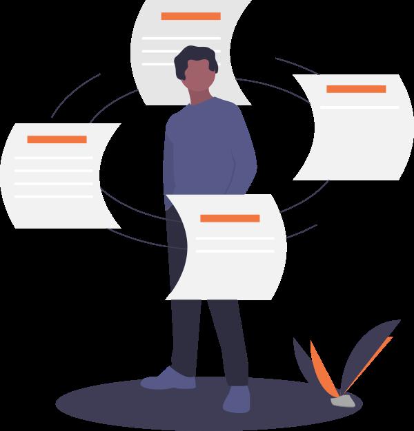 Website design and graphic design