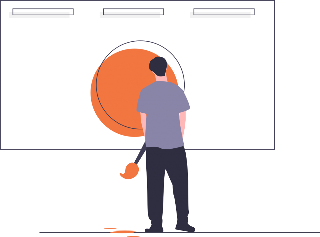 website design logo design