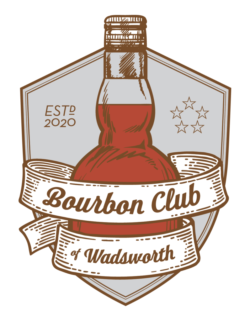 Logo design bourbon club